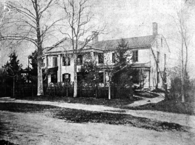 MacCulloch House, c.1900