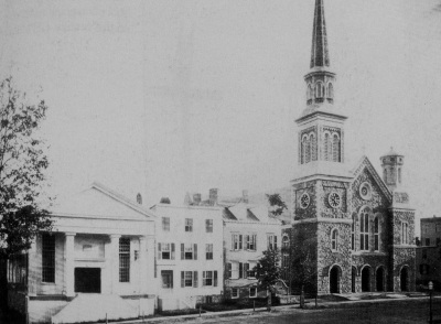 Morristown United Methodist Church, 1873