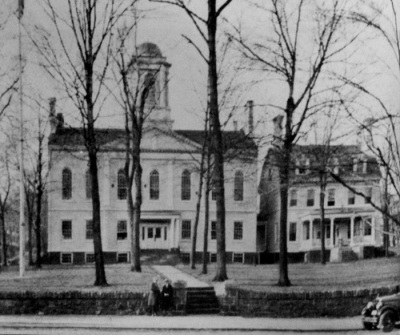 Morris County Courthouse, c.1930