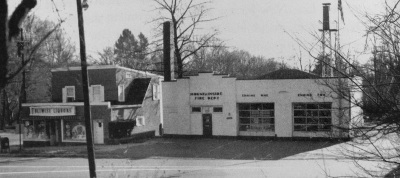Mountainside Fire Station, 1975
