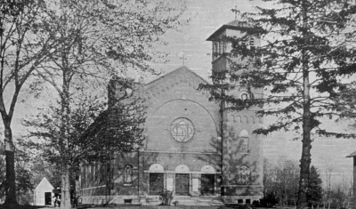 St. Rose of Lima, sometime between 1912 and 1955