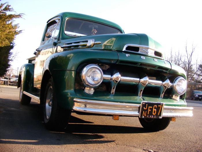 Ye Olde Forde Trucke