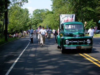 New Providence Memorial Day Parade, May 2012