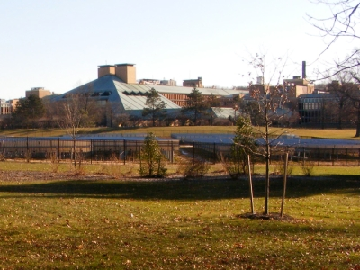 Bell Labs, Murray Hill, NJ, January 2012