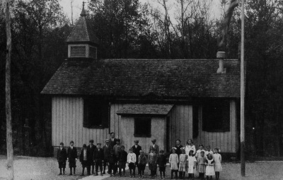Diamond Hill School, NJ, c.1910