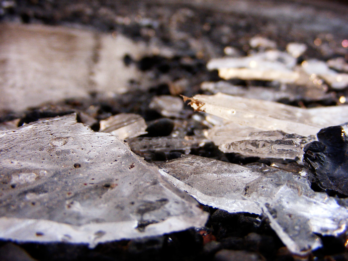Ice ice ice ice ice ice ice.