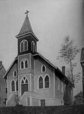 Swedish Evangelical Lutheran Salem Congregation, date unknown