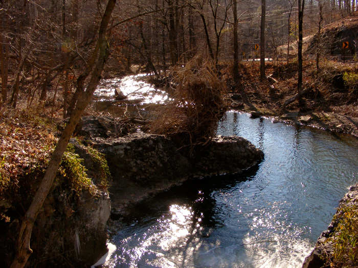 Green Brook, Watchung Reservation