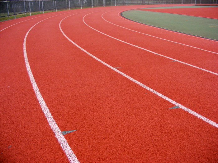 New Providence High School track!