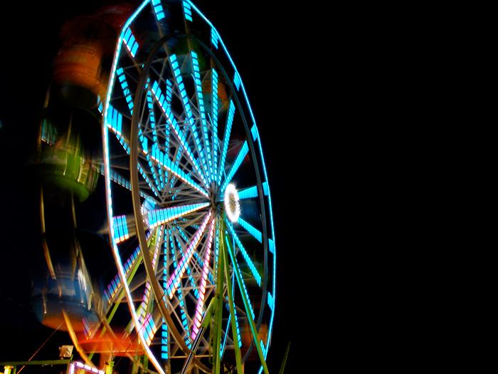 Yay Ferris Wheels!