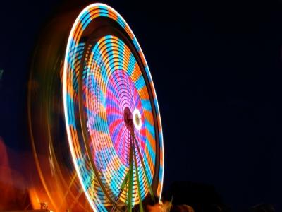 Spinning spinning spinning
