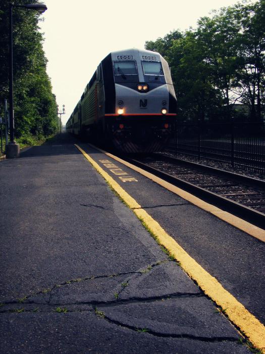 More trains, le sigh.