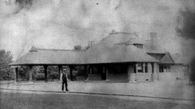 Netherwood Station, date unknown