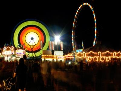 Italian Festival Fairgrounds!