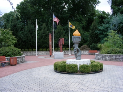 The September 11 memorial in context