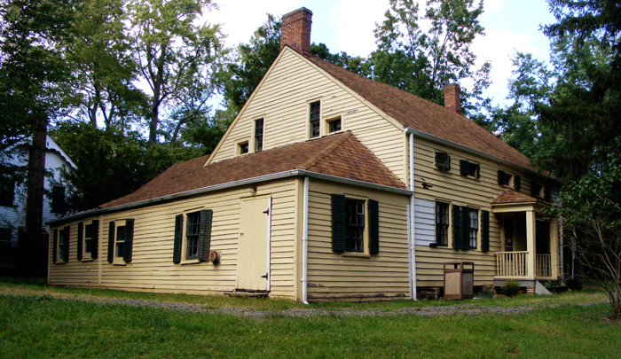 The Littel-Lord Farmhouse!