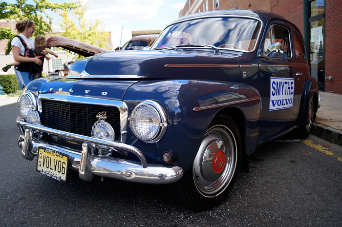 1966 Volvo 544, from Smythe Volvo in Summit