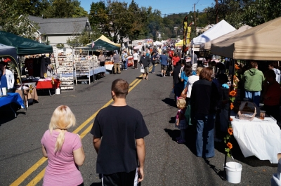 Stirling street fair, 2012