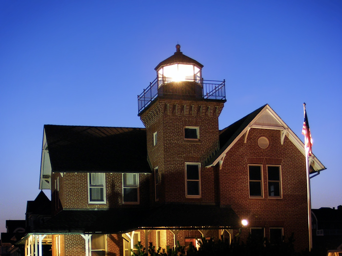 Sea Girt Light, July 2007