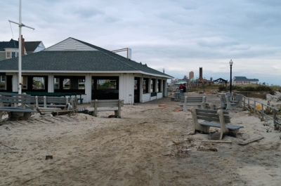 Ocean Grove pavilion, after