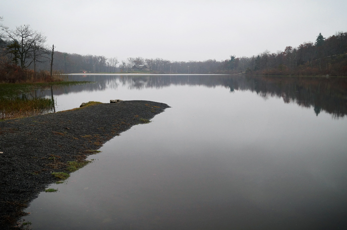 Lake Marcia at High Point State Park