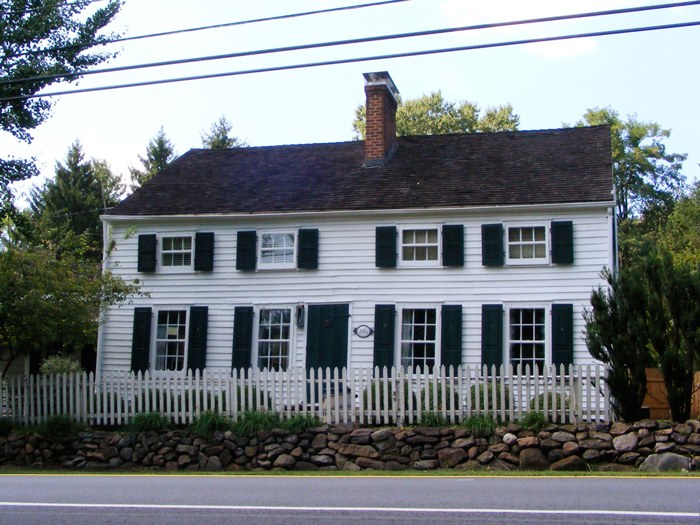 Berkeley Heights' Nathaniel Smith House on Springfield Avenue