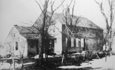 Berkeley Heights' Nathaniel Smith House, 1899
