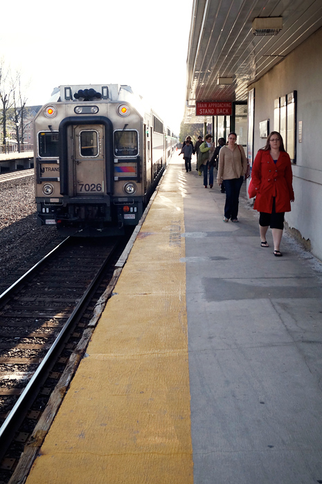omg a train.