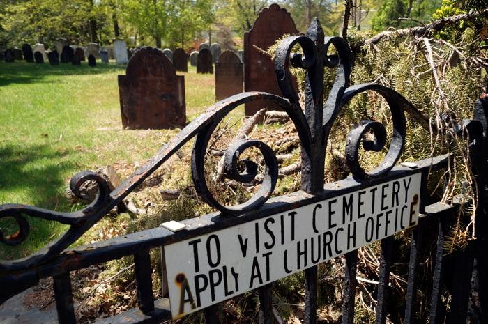 Westfield Revolutionary Cemetery