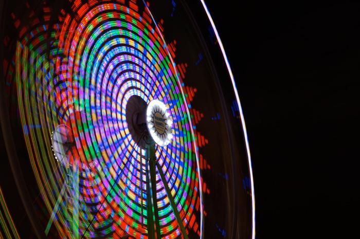 Ferris wheel woohooooo