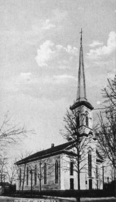 Westfield Presbyterian, c. 1908